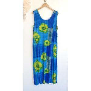 Free with Bundle! Jams World Blue Maxi Dress